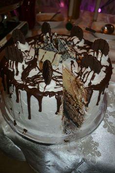 Ice cream cake #1sttime