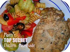 Top Secret Chicken Marinade