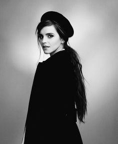Emma Watson - such a style icon. #style #fashion