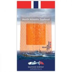 Hot Smoked salmon, about 100 gram - SEAFOODNORWAY Smoked Trout, Smoked Fish, Smoked Salmon, Soda Bread, Fresh Water, The Cure, The 100, Hot