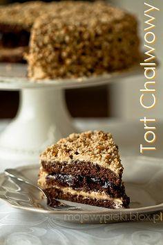 Tort chałwowy z Czekowiśnią