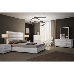 High Class White Alexander Bed https://www.studio9furniture.com/bedroom/headboards-and-frames/alexander-bed-frame-white  This high class bed is perfect to your bedroom with the elegance of art. It brings comfortable atmosphere to set your mood to relaxation.