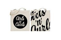 Girls'n'Curls by dimitra karagianni, via Behance