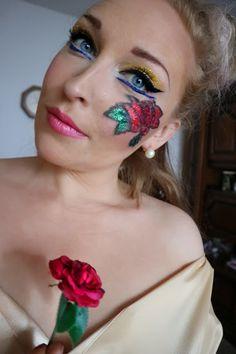 Die Schöne und das Biest Make-Up