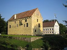 Bollerup (Swedish: Bollerup borg) is a castle in Tomelilla Municipality, Scania, in southern Sweden.
