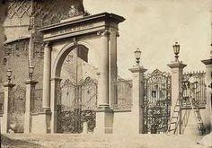 """Puerta del Duque de la Victoria 1861   """"Puerta del Duque de …   Flickr Ebro, Victoria, Baroque, Taj Mahal, Building, Classic, Travel, World, Zaragoza"""