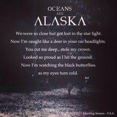 Oceans Ate Alaska- Hunting Season❤️