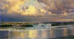 Stapleton Kearns: More luminist painting