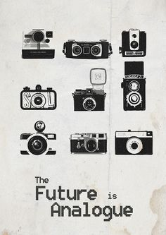 Analogue' by rolandakiroland, via Flickr