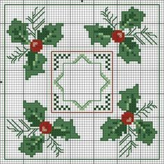 Holly and Berry Graph