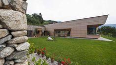 Brunner House by Norbert Dalsass