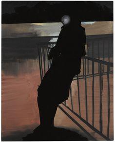Thunderstruck (Wilhelm Sasnal (Polish, b. 1972), Untitled (Dawn),...)