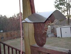 Recycled Birdhouse Ideas