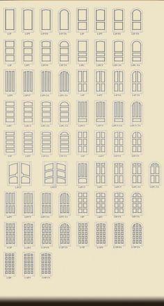 Raised Panel Door Styles
