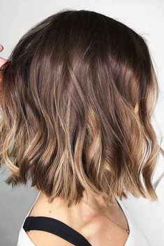 Balayage Hair Highlighting for Short Hair Picture 4