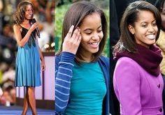 Malia Obama: The most influence teen fashion icon (see pics)