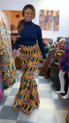 Short African Dresses, Latest African Fashion Dresses, African Print Dresses, African Print Fashion, African Women Fashion, Africa Fashion, African Print Pants, African Print Dress Designs, African Attire