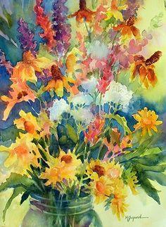 """Wildflower Bonanza"" by Mary Shepard"