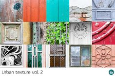 Check out Urban texture bundle vol. 2 by Digital Infusion on Creative Market Website Background Design, Timisoara Romania, Backgrounds, Design Inspiration, Urban, Texture, Digital, Creative, Check