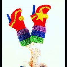 "Rainbow brite ""Mini Goth Collection"" special command for ELFicious #amigurimi #amigurumis #amigurumidoll #crochet #crochetdolls #dollmaker #amigurumidolls #crochetbraids #crochetdoll #art #artwork #famous #love #girly #glamour #gay #japon #bjd #us #blonde #manga #anim #blythe #blythedoll #barbie #chibi #handmade #diy #poupee #monsterhigh"
