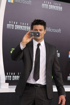 STID Premiere Hollywood (2013) | Karl Urban Kiwi Net