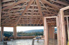 Sunset Roost House Karl Kassel Fairbanks Alaska 2009