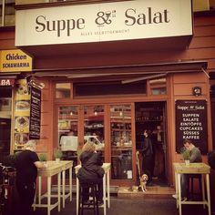 Suppe & Salat in Berlin, Berlin