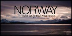 Timelapse: Norway from Hurtigruten's MS Polarlys