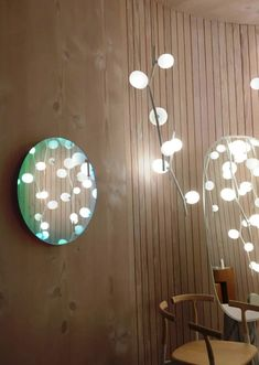 """SHIMMER mirrors (design Patricia Urquiola) in the luminous """"DAS HAUS 2018"""" conceived by Lucie Koldova and hosted by the IMM Köln 2018 fair.   January 2018   #luciekoldova #dashaus2018 #immkoln2018 #glasitalia #patriciaurquiola"""