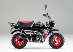 """Honda Z50 Monkey """"Kumamon"""" '2014–pr."""