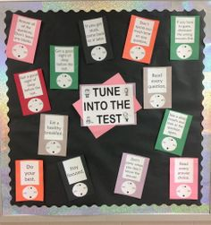math bulletin boards   Shifting Teacher K-2: Testing Bulletin Board and Addition Pack on TpT
