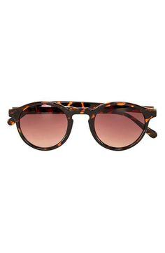 4f1fc22518b65 Topman 44mm Round Sunglasses