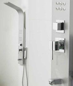 Tn Ceramics Top Shower With Waterfall & Rain Shower