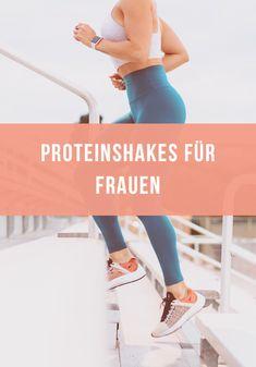 Frauen haben beim Training oft andere Prioritäten als Männer. So geht es vielen Damen oft eher um eine gesunde Grundfitness und einen straffen Körper als um Muskelaufbau. In diesem Blogpost möchte ich dir erklären, wie Proteinpulver auch für Frauen einsetzbar ist.  #proteinpulver #protein #frauen #sport #fitness #ernährung