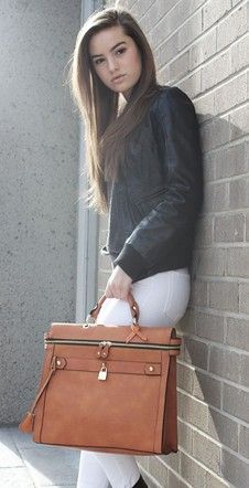 Classic Work Satchel...oooh I like