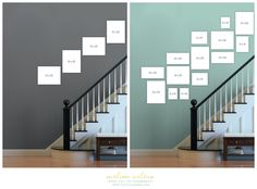 Decorating Your Home with Photos My Staircase Gallery Wall Stairway Decorating Decorating Gallery Home Photos Staircase Wall Picture Wall Staircase, Gallery Wall Staircase, Staircase Wall Decor, Stairway Decorating, Stair Decor, Picture Frames On The Wall Stairs, Staircase Design, Stairway Photo Gallery, Staircase Frames