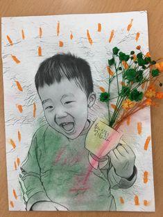 봄꽃 액자 만들기 활동입니다 ^^ 흰 배경에 컵 하나 들고 사진을 찍었어요 ^^ 그리고 Prisma 어플을 이용... Holidays And Events, Early Childhood, Spring Flowers, Planting Flowers, Collage, Plants, Preschool, Collages, Infancy