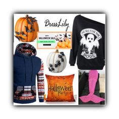 """""""Dresslily Helloween giveaway"""" by fatimka-becirovic ❤ liked on Polyvore featuring Improvements"""