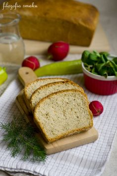 Chleb ziołowy