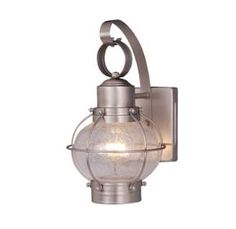 View the Vaxcel Lighting OW21861 Chatham 1 Light Outdoor Wall Sconce - 7 Inches Wide at Build.com.