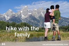 hike with the family, #4 on our travel bucket list