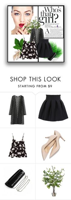 """""""Beautifulhalo25"""" by eddy-smilee ❤ liked on Polyvore featuring moda, Diane James, women's clothing, women's fashion, women, female, woman, misses, juniors i beautifulhalo"""