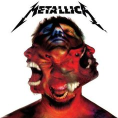 METALLICA Hardwired...To Self Destruct 3LP 2016