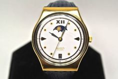 Rare-Swatch-C-E-O-GX709-Made-in-1991-to-1992-Watch