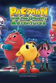 Pacman And The Ghostly Adventures Season 3 Episode 1. Pacman saves pacworld from ghosts with his friends Cyli and Spiral.