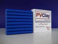 PVClay Decor - 56 Gramas-Azul Perolado-72