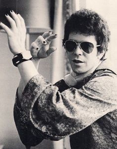 Lou Reed in 67's