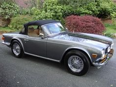 1973 Triumph TR6 for sale - www.classiccarsforsale.co.uk