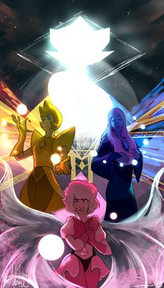 The Great Diamond Authority by Blueartistic813
