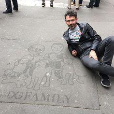 @stefanogabbana @immanuelpaint ❤️❤️❤️❤️❤️#dgfamilygraffiti